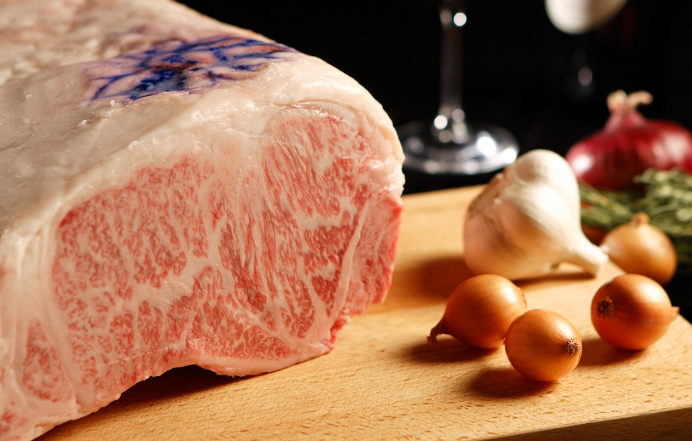 神戸ビーフと三田牛
